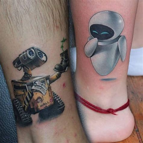 eve tattoo image result for walle and tattoos inked