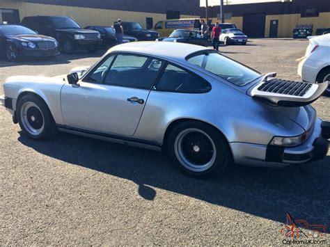 Porsche For Sale Cheap by 1976 Porsche 912e Silver With Black Runs Good Daily Driver