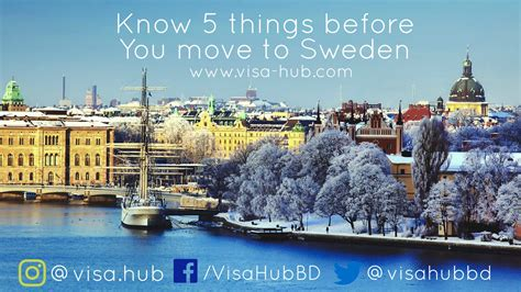 What You Should About Swedish by 5 Things Student Should When Move To Sweden