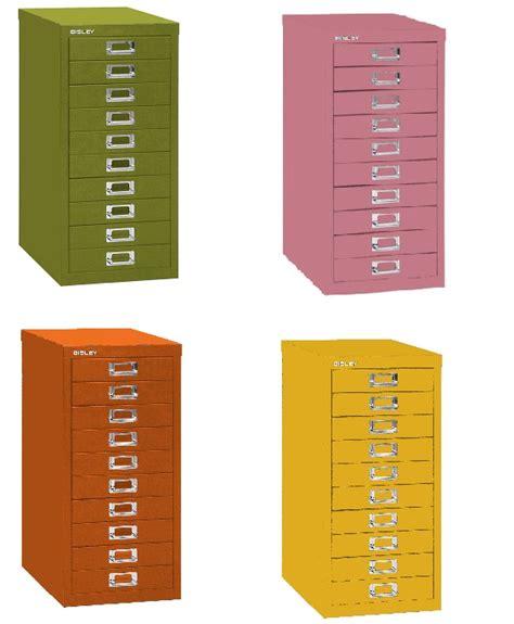 Bisley 10 Drawer Filing Cabinet Bisley Soho Glo 10 Drawer Colourful Multidrawer Filing Cabinet Units