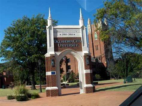 Ou Mba Okc by Oklahoma City Universities In Oklahoma City