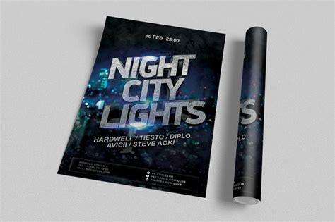 dafont young ranger paint night event flyer template 187 designtube creative