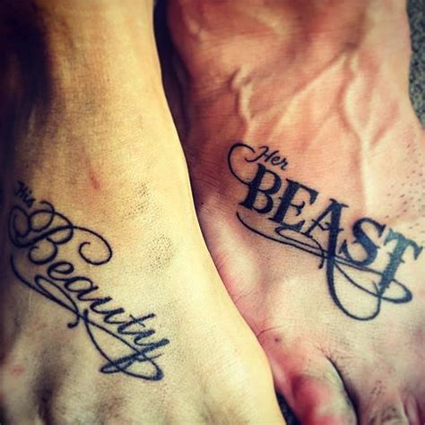 his beauty her beast tattoo pictures to pin on pinterest