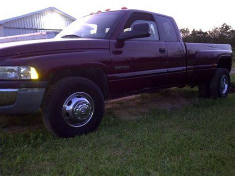 2000 dodge ram 3500 diesel buy used 2000 dodge ram 3500 cummins diesel dually 4x2