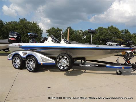 used ranger bass boats ranger z519 bass boats new in warsaw mo us boattest