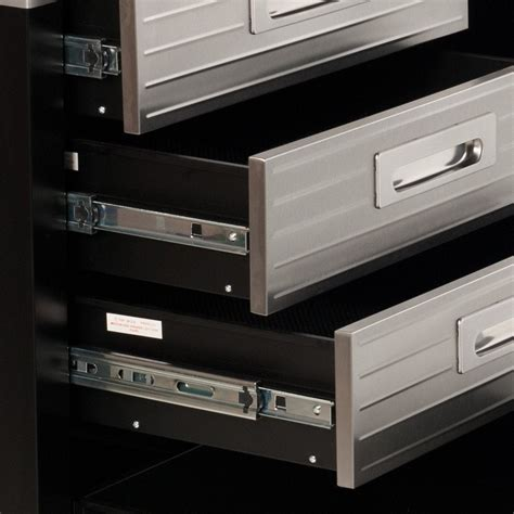 seville classics  drawer rolling cabinet workbench