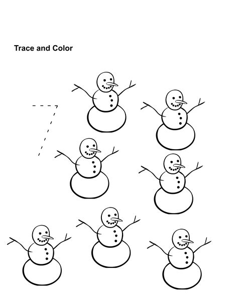 Number 7 Coloring Pages For Preschoolers by Free Number 7 Worksheets Activity Shelter