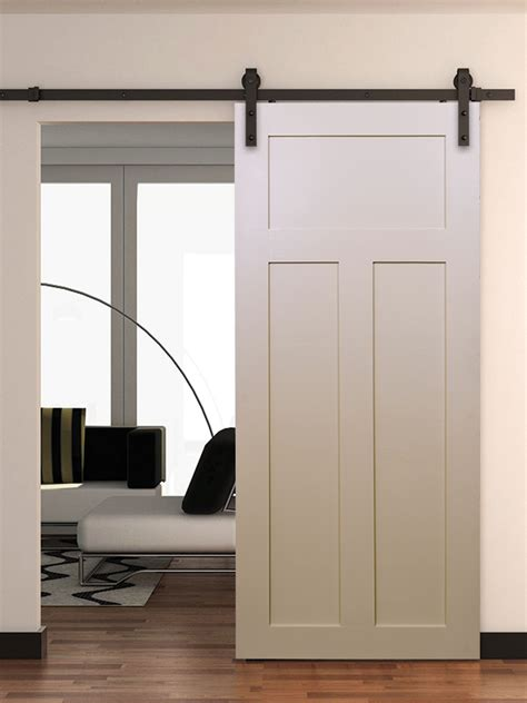 Tips And Instructions On How To Install A Sliding Barn How To Install Barn Doors Inside