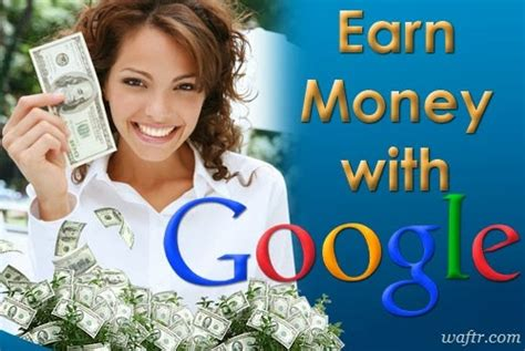How To Make Money Online With Google For Free - easy ways to earn money online with google without investment waftr