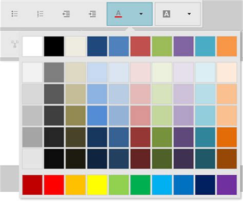 color scheme selector what s new in ignite ui asp net in 14 1 program office infragistics