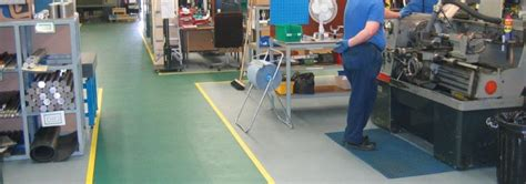 Factory flooring tiles photo gallery   Ecotile