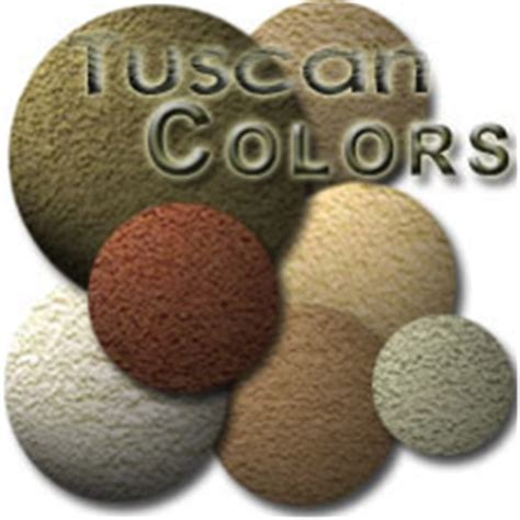 tuscan colors tuscan home 101