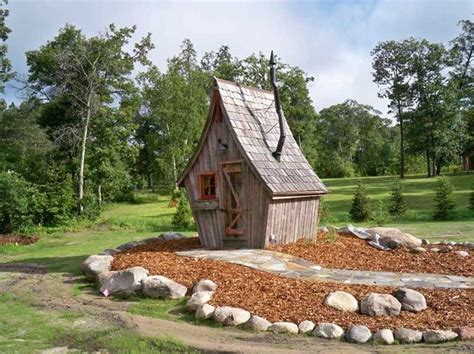 rustic guest cottage whimsical micro cottage built by the rustic way