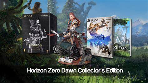 horizon zero dawn collectors 3869930810 horizon zero dawn collectors edition