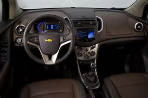 Chevrolet Trax Inside Driven 2015 Chevrolet Trax Review Automobile 2017 2018
