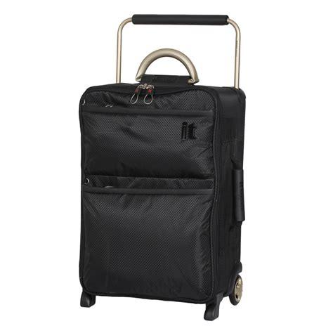 lightest cabin suitcase b m world s lightest suitcase black 55cm luggage