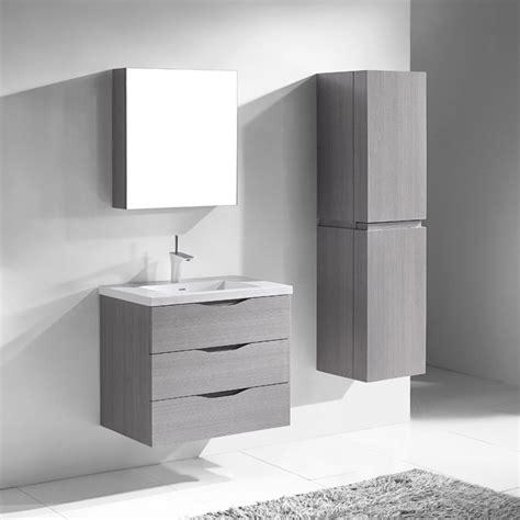 madeli bolano 30 quot bathroom vanity ash grey free