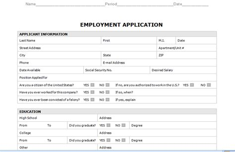 best photos of job application in word format job