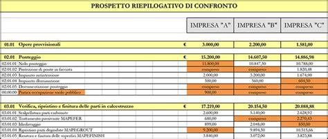 esempio capitolato ristrutturazione appartamento computo metrico e capitolato d appalto approjects