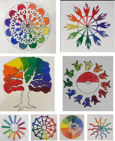 color wheel designs cool color wheel designs www imgkid the image kid