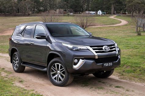 Toyota Suv Prices New Toyota Fortuner 2 Suv 2016 Prices And Equipment