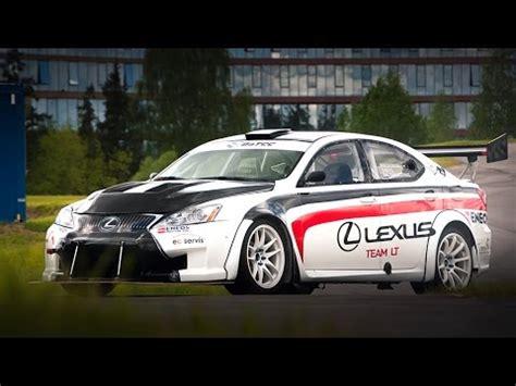 how cars run 2009 lexus is f auto manual lexus is f race car lexus team lt 4k youtube
