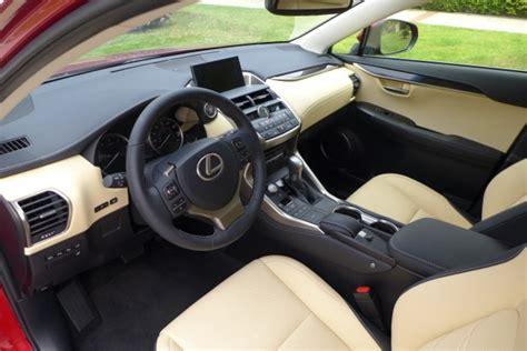 lexus nx 200t interior 2015 lexus nx 200t review lexus nx 200t interior