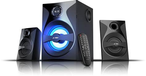 Speaker Fenda R50 2 1 By Keewee active speaker fenda f380x bluetooth keewee shop