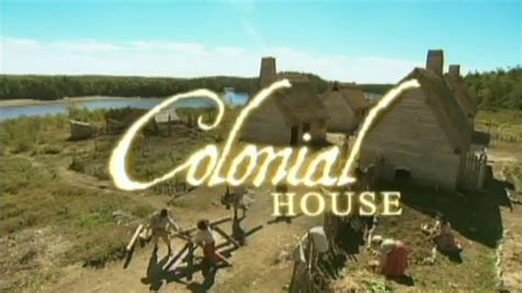 House Television Series Colonial House Television Series Db Productions