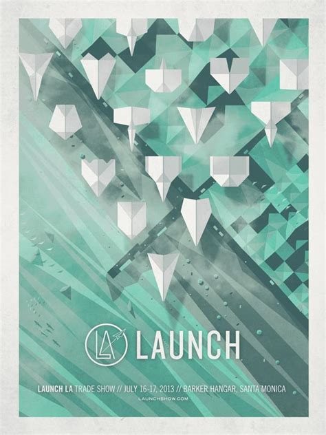 design event poster launch la event poster design by dkng studios
