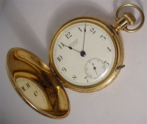 14 best antique waltham pocket watches images on
