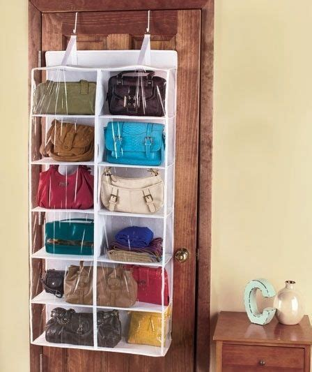 Best Way To Store Purses In Closet by 17 Best Ideas About Purse Storage On Handbag Organization Purse Organization And
