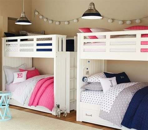 girls bedroom bunk beds boys and girls shared room with bunk beds shared rooms