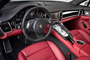 Interior Of Porsche Panamera 2014 Porsche Panamera 4s Test Photo Gallery Motor