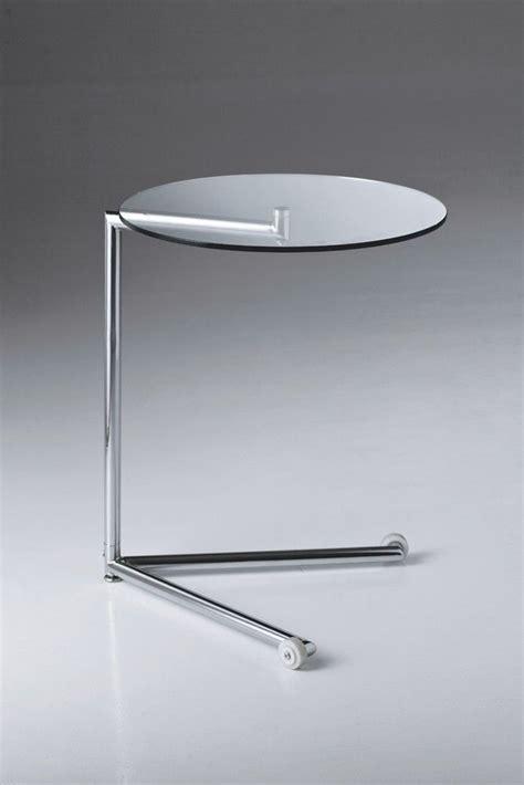 tavolini divano tavolino laterale divano in vetro su ruote farran