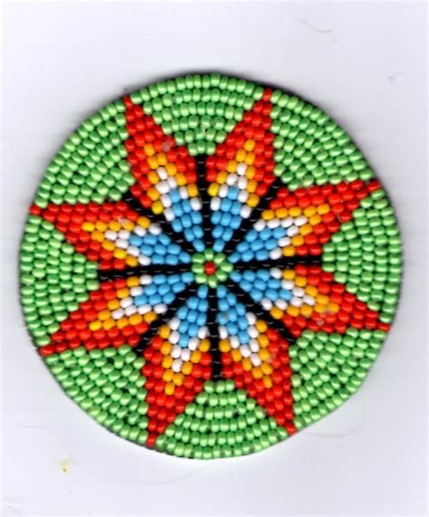 bead work ojibwe custom beadwork is awesome check them out