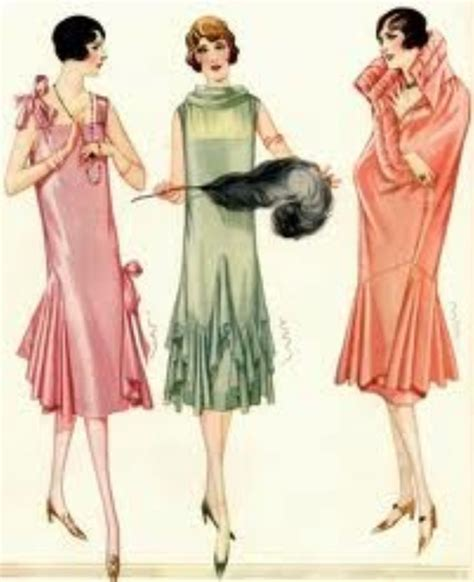 1920s fashion sketch 1920 s fashion 1920s
