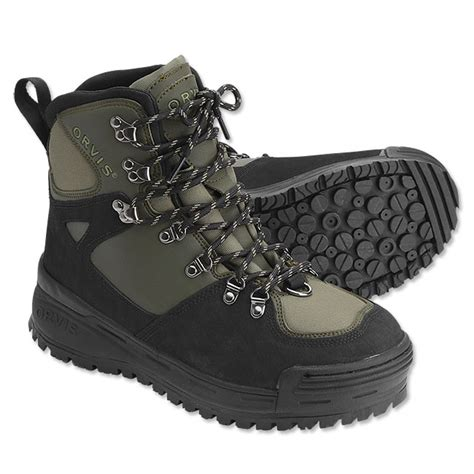 wading boots clearwater wading boot rubber orvis