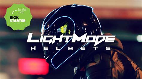 motorcycle helmet light kit lightmode electroluminescent motorcycle helmet kits