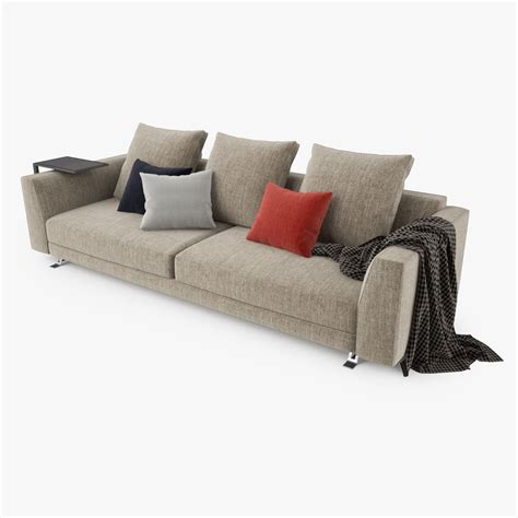 burton sofa busnelli burton sofa collection 3d model max obj fbx