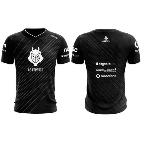 Jersey G2 Esport jersey g2 esport 2017 daftar update harga terbaru indonesia