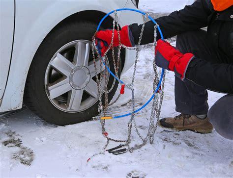 cadena de frio preguntas frio y nieve toca poner cadenas 191 s 225 bes usarlas