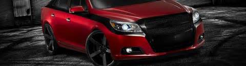 Chevrolet Malibu 2013 Accessories How I Imagine My Stock Rims Will Looked When Painted Black