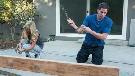 tarek and christina christina and tarek have a huge fight on flip or flop