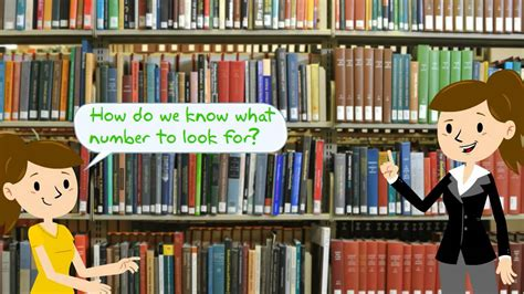 How To Find On Book How To Find Books In The Library