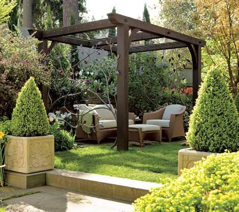 backyard sitting area ideas a shady sitting area is the perfect addition to a lovely