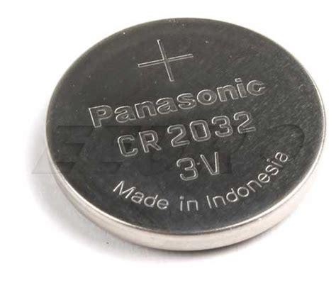 Baterai Panasonic Cr2032 audi bmw mini porsche saab volkswagen volvo remote