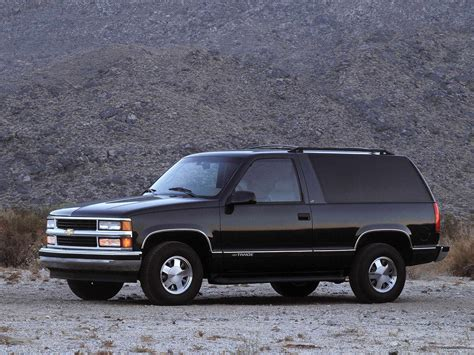 all car manuals free 1997 chevrolet tahoe electronic throttle control chevrolet tahoe 3 doors specs 1991 1992 1993 1994 1995 1996 1997 1998 1999 autoevolution