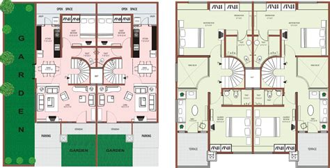 house design floor plan philippines row house floor plans philippines