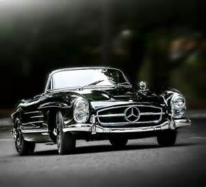 Collectible Mercedes Classique Voitures And Portes On